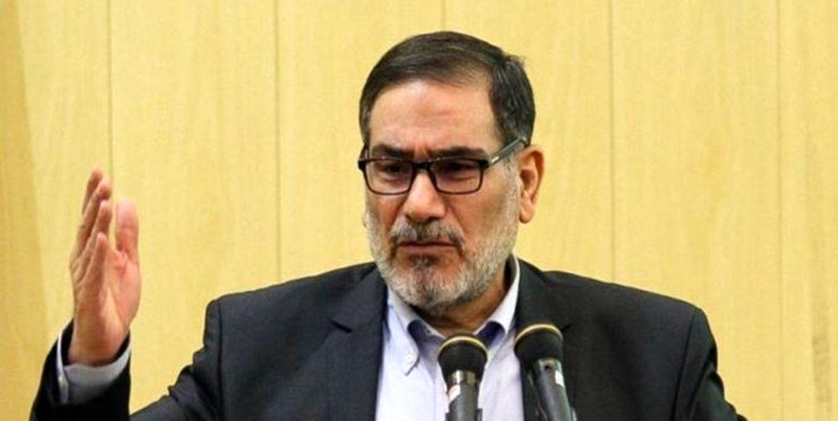 شمخانی میزبان وزیر خارجه عراق میشود