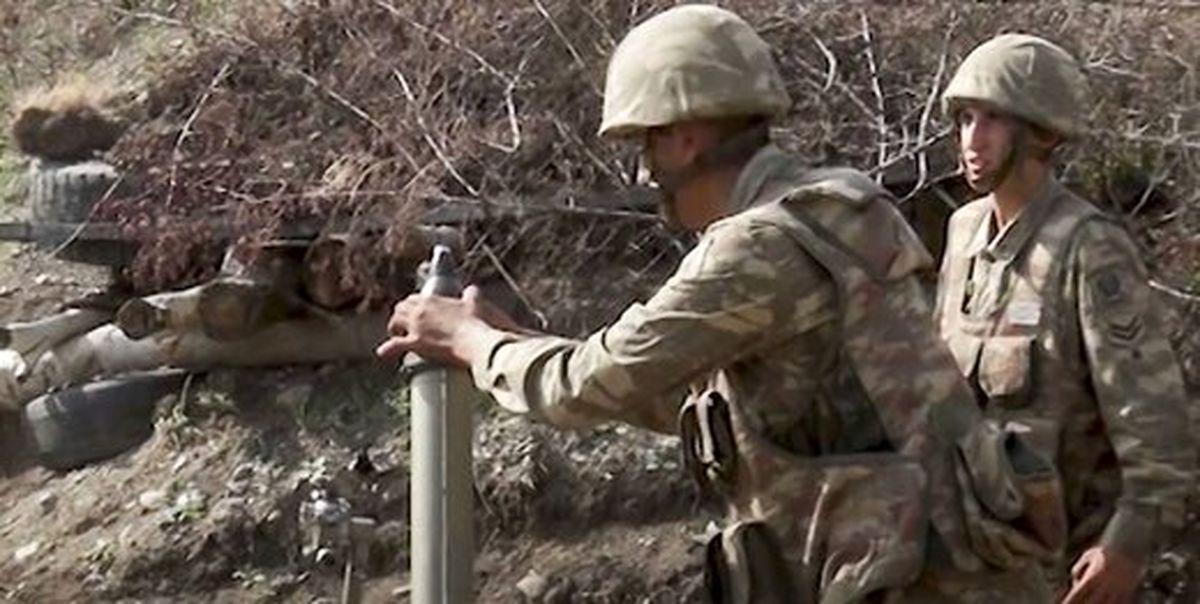 اصابت ۱۵ راکت جنگ قرهباغ به ایران؛ دو نفر مجروح شدند