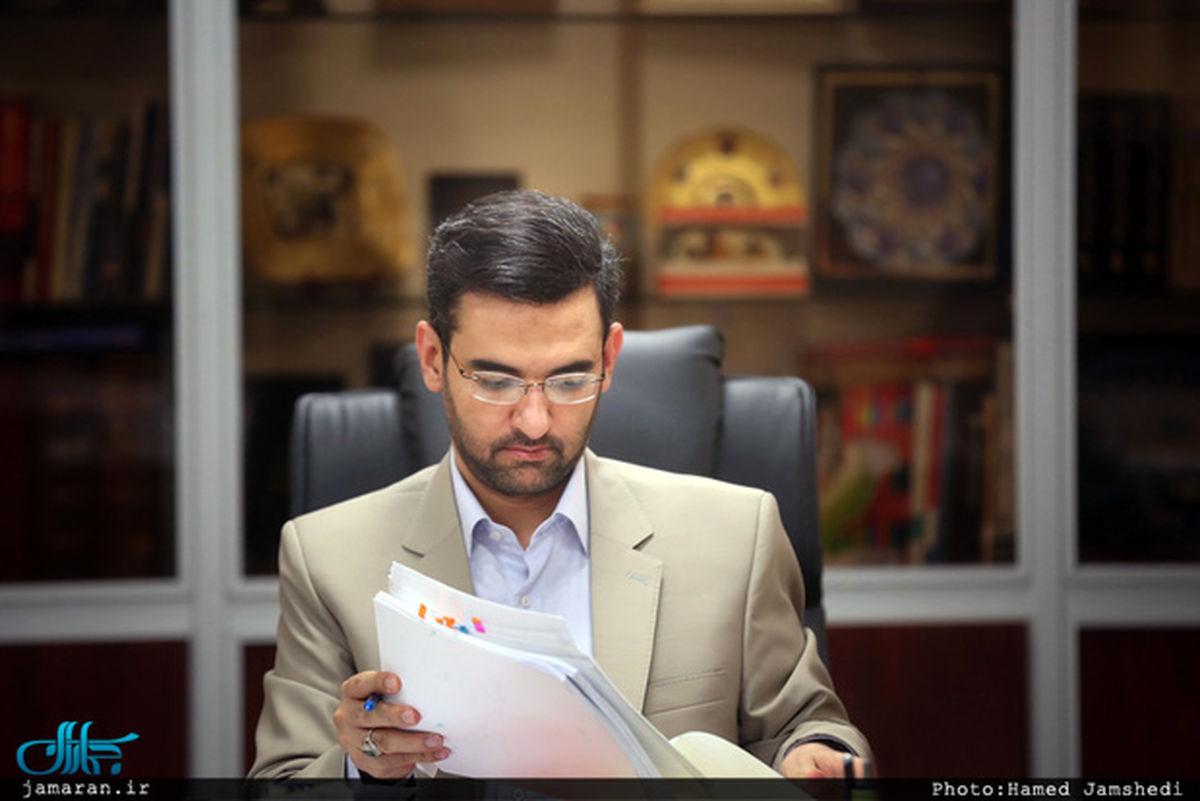 وزیر ارتباطات پرتاب ناموفق ماهوارهها را تکذیب کرد