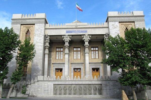 بیانیه ایران در پاسخ به سخنان رئیسجمهور آمریکا