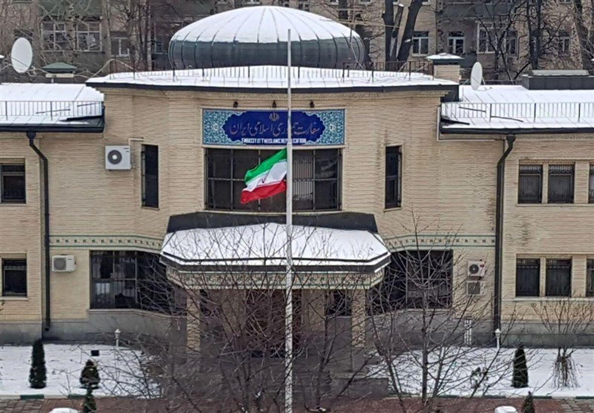 بیانیه سفارت ایران در روسیه درباره نهادهای بازرگانی ایرانی