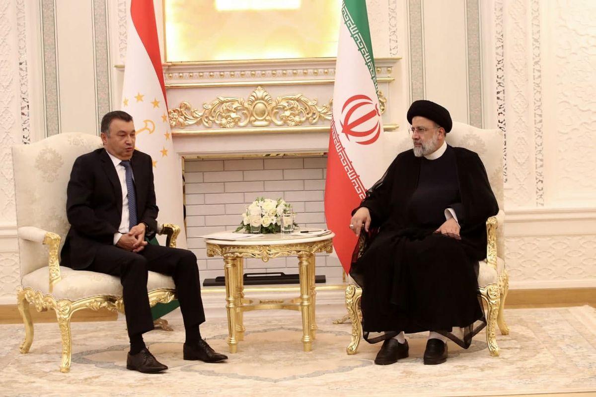 گفتگوی رئیسی و رسول زاده درباره اجرای توافقات ایران و تاجیکستان