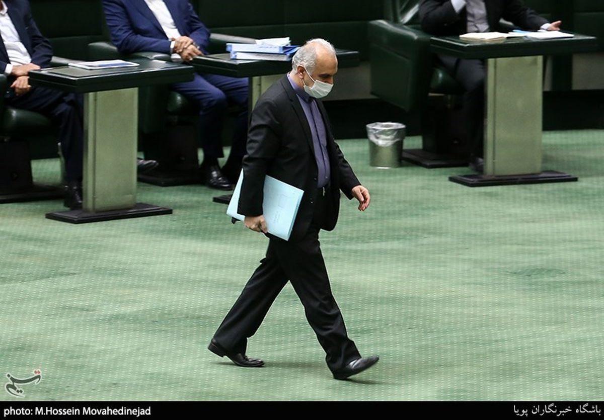 وضعیت بررسی طرح استیضاح وزیر اقتصاد در مجلس
