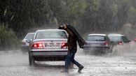 رگبار باران و رعد و برق در انتظار 18 استان کشور