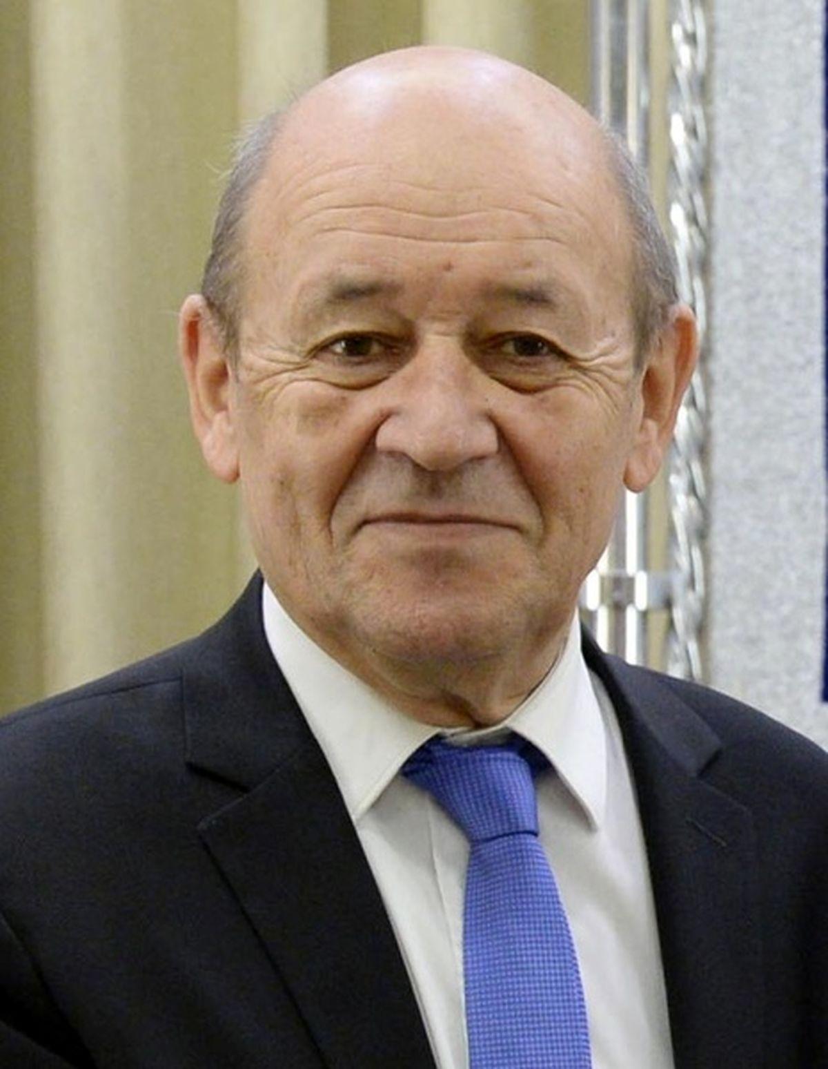 بیانیه وزارت خارجه فرانسه در مورد گفتوگوی تلفنی لودریان و امیرعبداللهیان