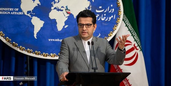 ایران بنای مداخله در امور داخلی آمریکا را ندارد