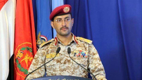سخنگوی نیروهای مسلح یمن عملیات ایران علیه آمریکا را تبریک گفت