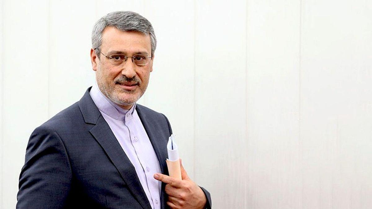 بازگشت سفیر ایران در انگلیس به وطن