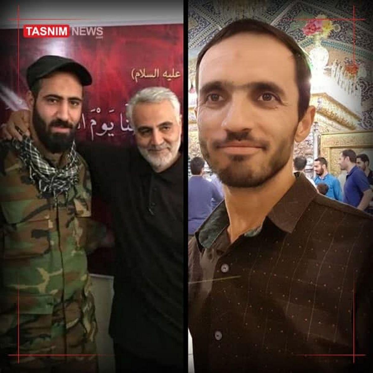 شهادت دو ایرانی در سوریه