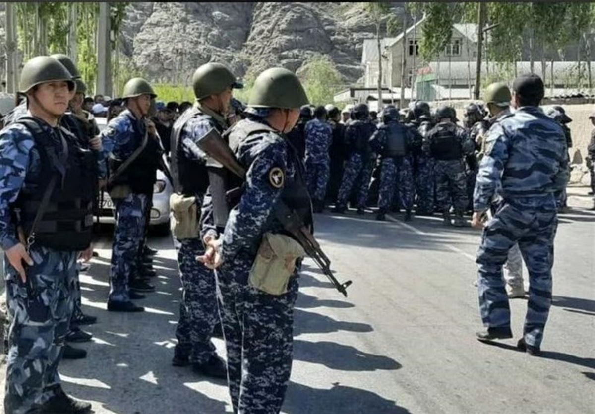 واکنش ایران به درگیریهای مرزی بین تاجیکستان و قرقیزستان