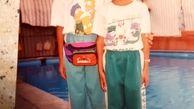 عکسی زیرخاکی از 2 برادر مشهورِ خواننده