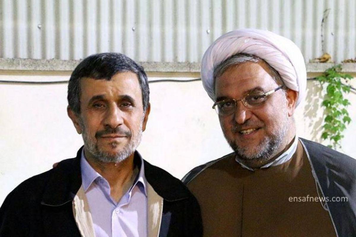 تبرئه یک روحانی از شکایت احمدینژاد