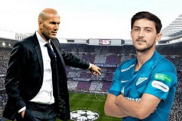 قیمت آزمون برای رئال مادرید ۳۵ میلیون یورو
