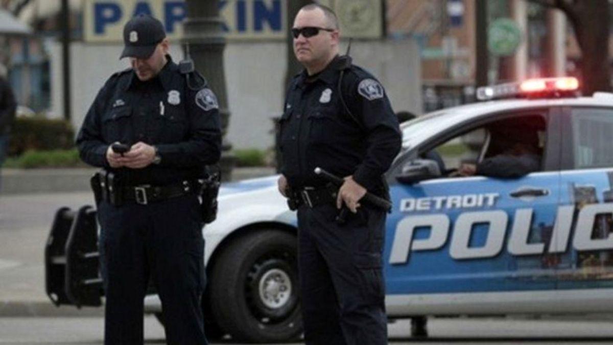 دستبند زدن پلیس آمریکا به کودک ۵ ساله سیاهپوست