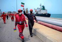 نیویورک تایمز: جشن بزرگ در ونزوئلا با ورود تانکر نفتکشهای ایران