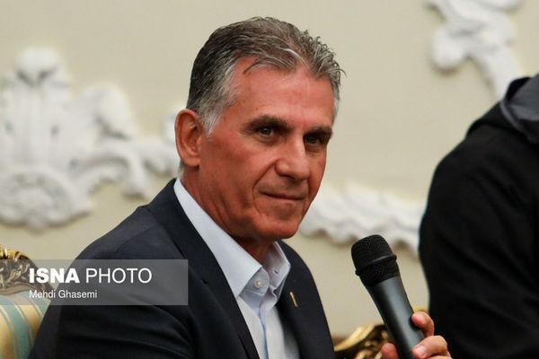 پرسش کیروش از فوتبال ایران: اصلیترین اولویت شما چیست؟