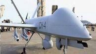 شکار پهپاد جاسوسی عربستان