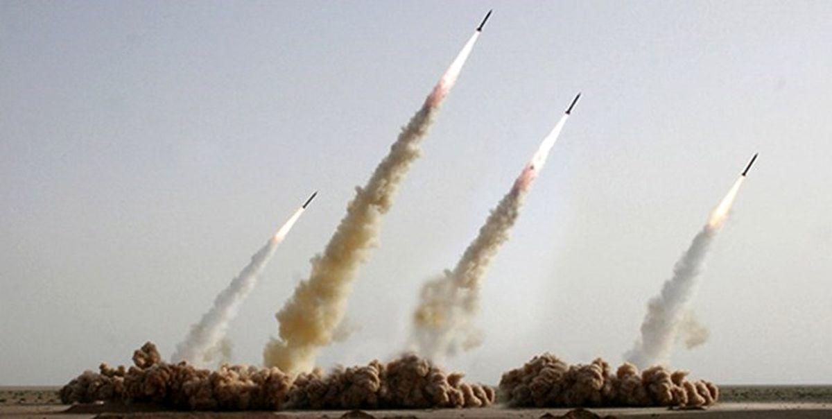 نشنال اینترست:موشکهای ایران روزگار ارتش آمریکا را سیاه میکند