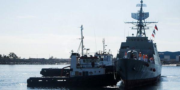 رأی الیوم: ایران سومین کشور در جهان است که بعد از روسیه و چین به آبهای منطقهای ایالات متحده نزدیک میشود / قدرت نیروی دریایی ایران به فراتر از مدیترانه رسیده است