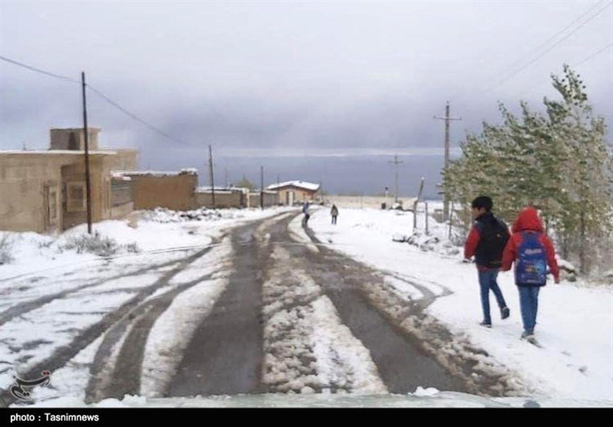 هشدار کولاک برف در کشور؛ بارش برف و باران ۵ روزه در ۱۸ استان