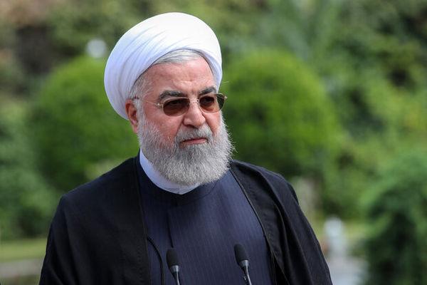 رئیسجمهور: سال ۹۸، سال افتخار ملت ایران بود