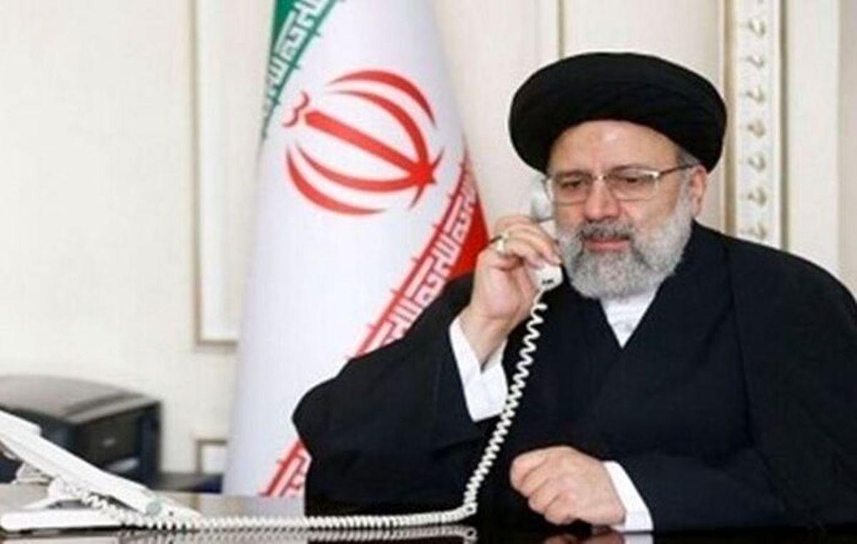 رئیسی در گفتگوی تلفنی با بشار اسد: تردیدی در حمایت از دولت سوریه نداریم