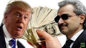 رقابت اقتصادی با ترامپ؛ پشت پرده بازداشت ولید بن طلال