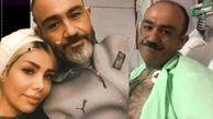 خوشحالی مهران غفوریان از مرخص شدنش از بیمارستان