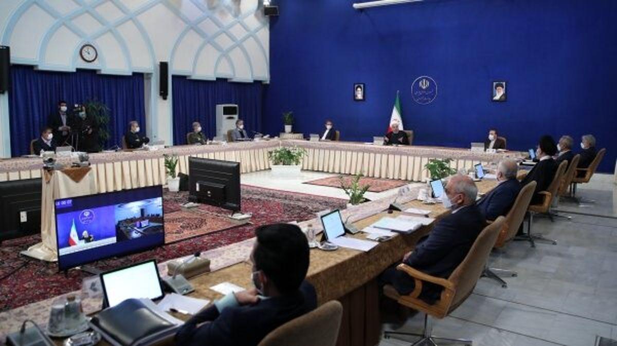 در جلسه هیات دولت به ریاست رئیس جمهور چه گذشت؟