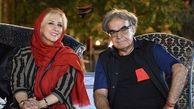 حمید لولایی: مرجانه گلچین با انگشتر برلیان هم زن من نمی شود!