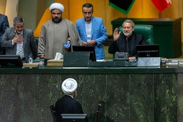 گزارش تصویری؛ رای اعتماد مجلس به میرزایی و مونسان