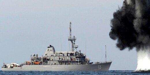 اعتراف رسانه آمریکایی درباره ناتوانی مینروبهای آمریکا در برابر ایران