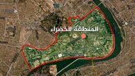منطقه سبز بغداد هدف حمله قرار گرقت