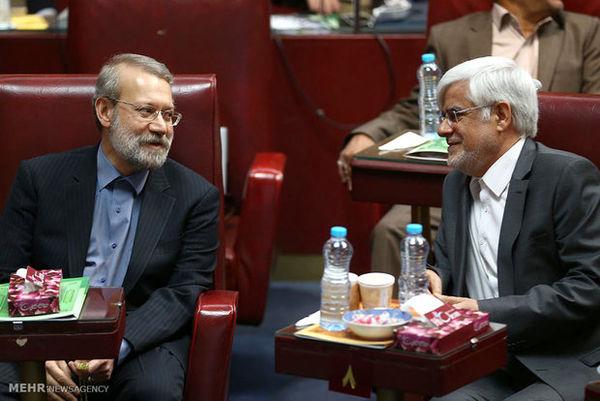 پیام ویژه روحانی به مجلس برای ابقای لاریجانی ؟