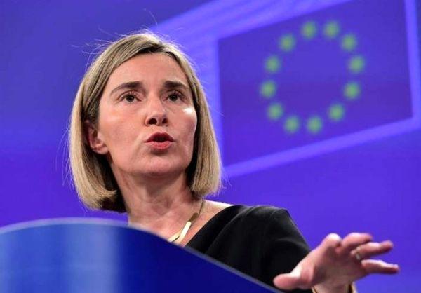 نشست وزرای خارجه اتحادیه اروپا در وین درباره سوریه و حفظ برجام