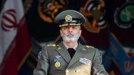 فرمانده ارتش: حق انتقام برای ما محفوظ است