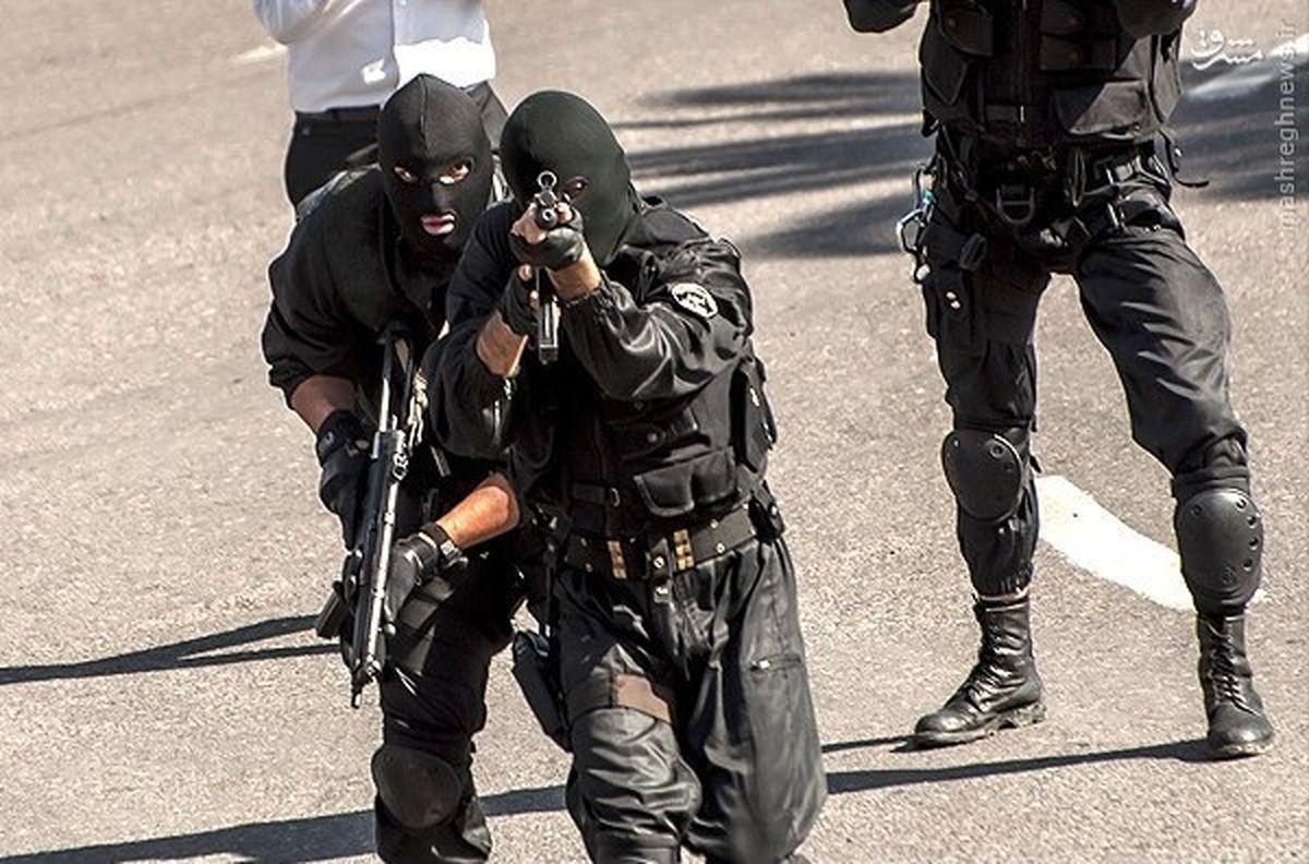گروگان گیری در کرج؛ او در محاصره پلیس خودش را کشت