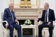 پوتین در کرانه باختری با عباس دیدار میکند
