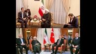 تفاوت این دو عکس دلیل استعفای ظریف