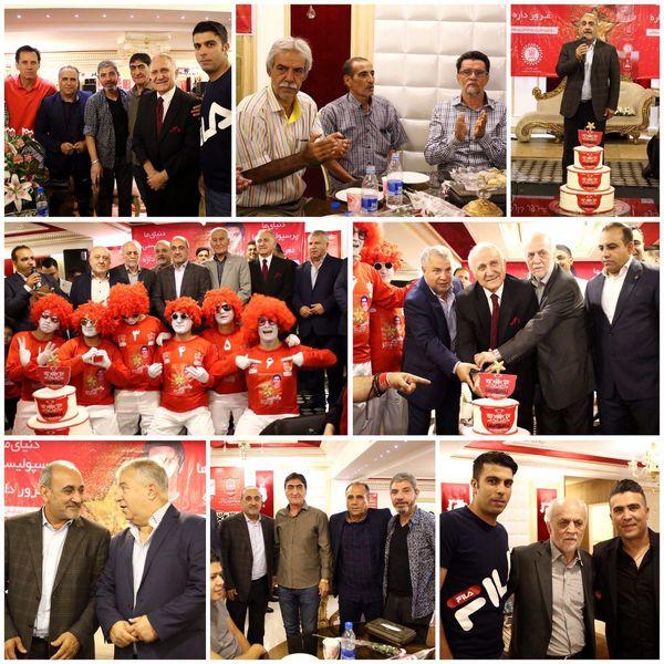 با حضور پیشکسوتان باشگاه انجام شد؛/ سالگرد پیروزی پرگل 6 بر صفر در دربی پایتخت  (تصاویر)