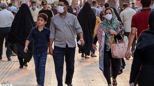 بترسید،کودکان هم ماسک بزنند+گزارش تصویری