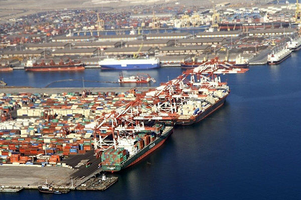 Rent footprint in the transfer of the Persian Gulf oil port