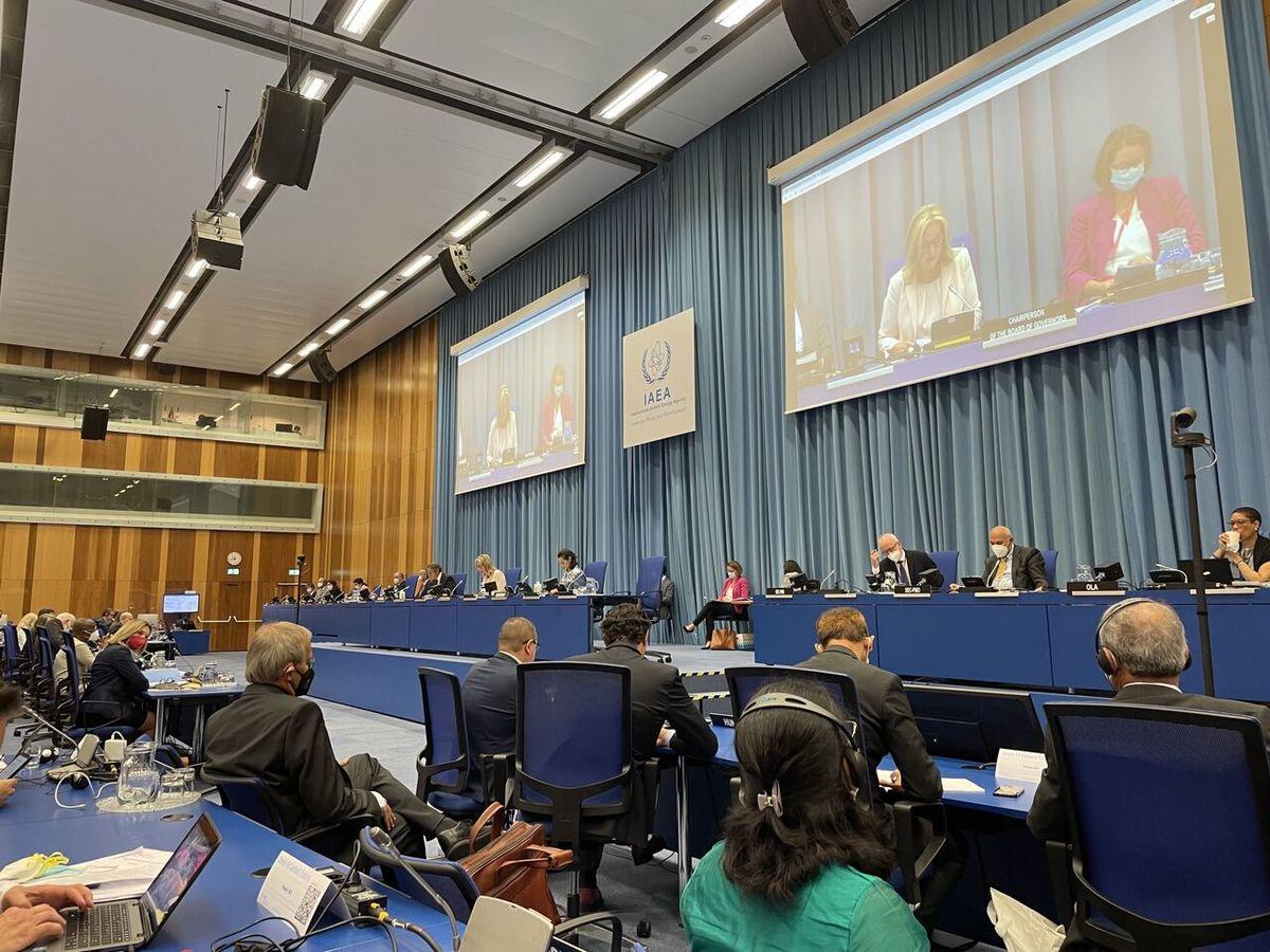 رویترز: قطعنامه شورای حکام علیه ایران منتفی شد