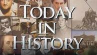 امروز در تاریخ ( زبان انگلیسی)