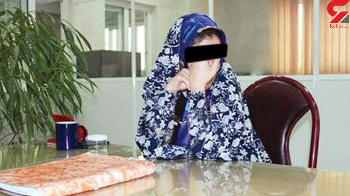 بازداشت زنی که مردان را اجیر میکرد