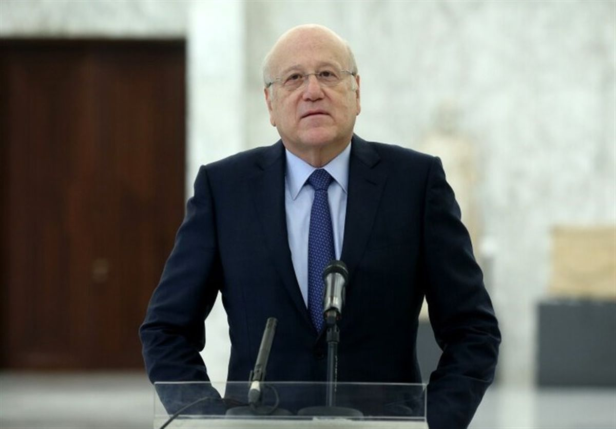 پاسخ نخستوزیر مکلف لبنان به منتقدان ارسال کشتی ایرانی حامل سوخت