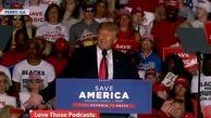 ترامپ: دموکراتها فکر میکنند دهن لق هستم