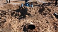 پلمب 267 حلقه چاه غیرمجاز در ساوجبلاغ/بیش از 83 هکتار از اراضی کشاورزی به حالت قبل اعاده شد