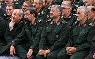 صفحات کاربری برخی از سرداران سپاه در اینستاگرام مسدود شد