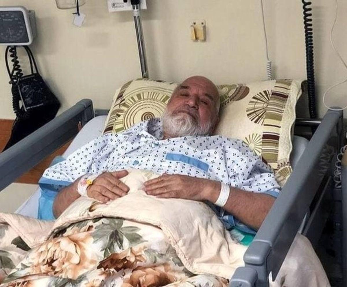 آخرین وضعیت کروبی پس از شکستگی مهره ستون فقرات